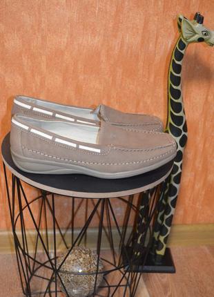 38.5 р. европа🇪🇺 medicus , нубук . фирменные качественные комфортные туфли