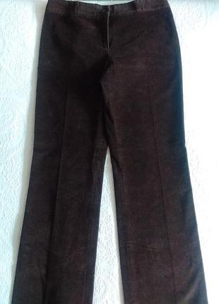 Вельветовые брюки, коттон, шерсть, шелк, dolce&gabbana