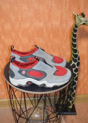 36 р. европа🇪🇺 timberland , нубук . фирменные качественные комфортные кроссовки