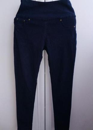 Стильные джинсы высокая талия как новые