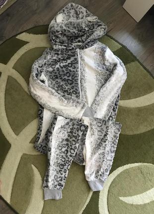Пижама кенгуру как zara