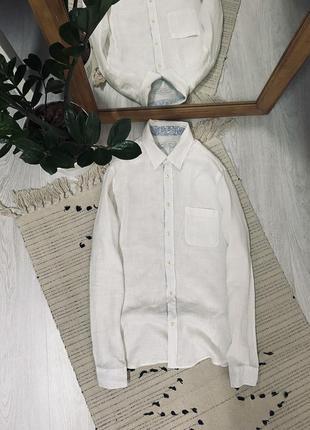 Оверсайз лляна рубашка від nigel hall🌿
