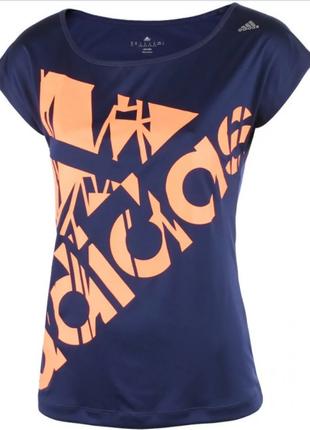 Женская футболка adidas размер m