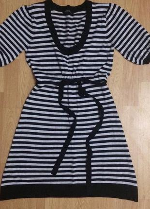 Платье в полоску dorothy perkins
