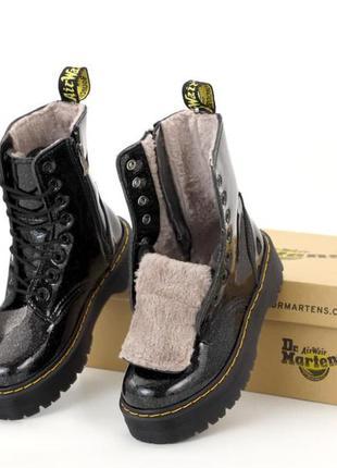 Женские ботинки - с мехом