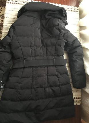 Пуховик/пальто зимнее на пуху