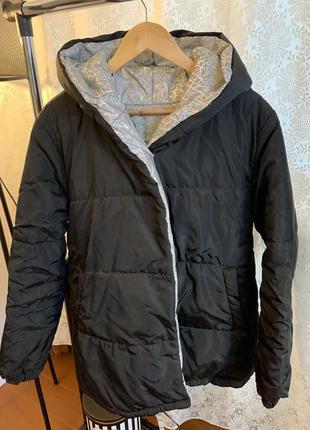 Зимняя куртка (двухсторонняя)