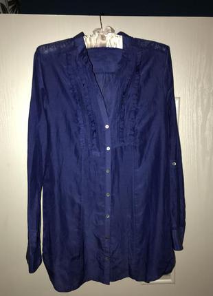 Красивая блуза h&m xs-s 42-44!