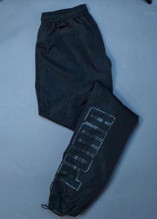 Спортивні штани  puma  big logo