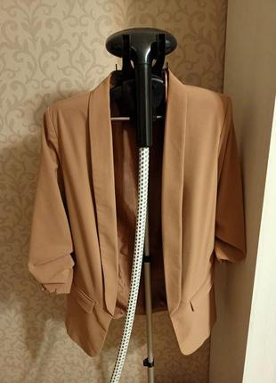 Стильный пиджак oodji