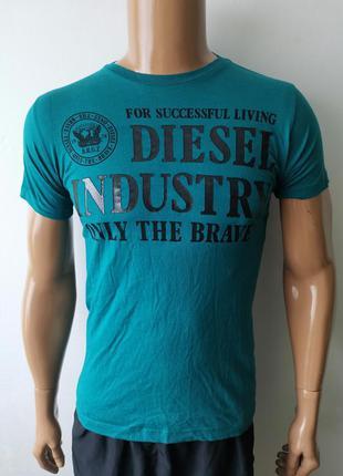 Diesel оригинальная футболка подростковая - s