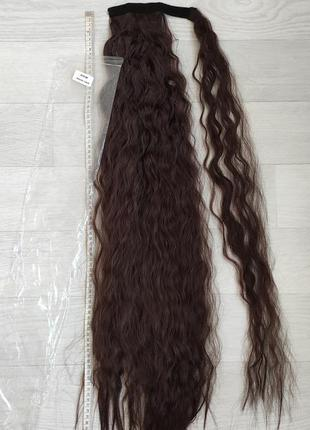 Хвост 85см, искусственные волосы, трессы,шиньон
