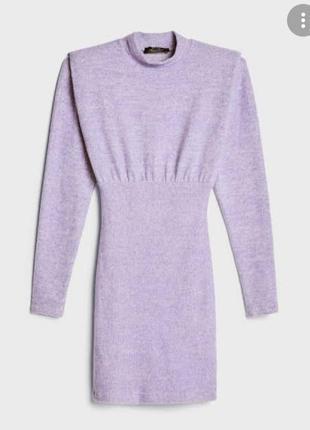 Тепле плаття bershka, розмір s, стан - відмінний, було одягнуто декілька разів
