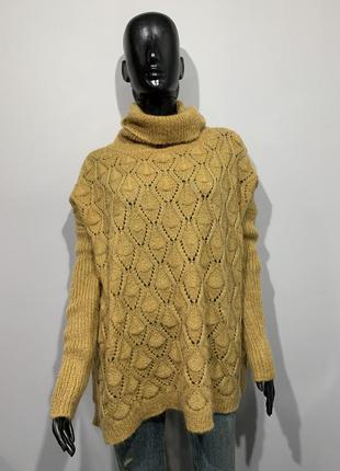 Шерстяной свитер elsamanda размер s