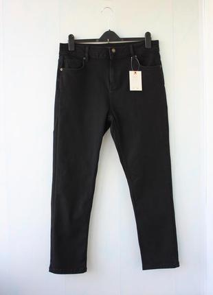 Черные джинсы f&f