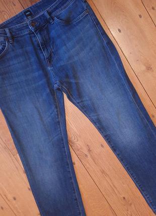 Шикарні брендові джинси,висока посадка.оригінал