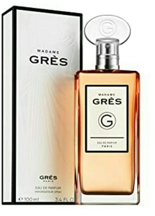 Gres madame  парфюмированная вода , духи, оригинал