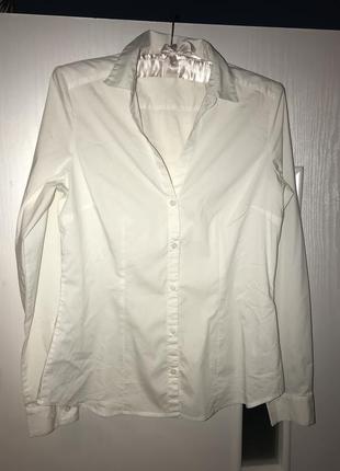 Рубашка h&m р s-m