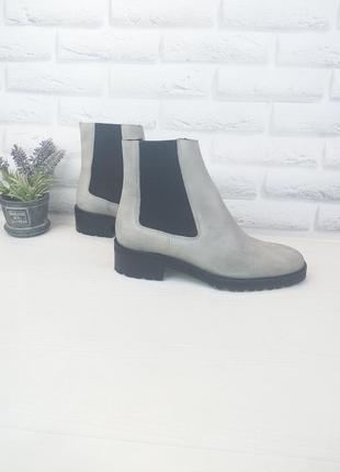 Кожаные ботинки - челси zalando iconics р 39 испания