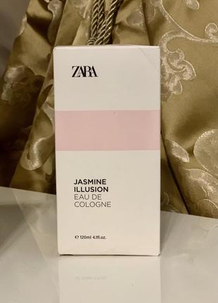 Духи парфюмированная туалетная вода zara jasmine illusion