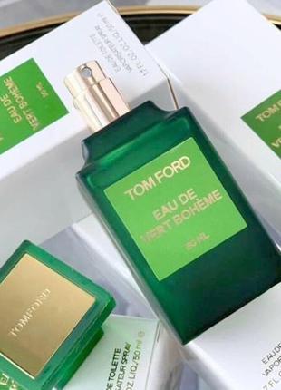 Tom ford eau de vert boheme 2 мл оригинал затест распив и отливанты аромата