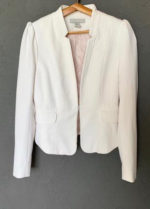 Модный фактурный пиджак