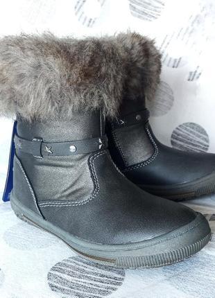 Зимние сапожки германия