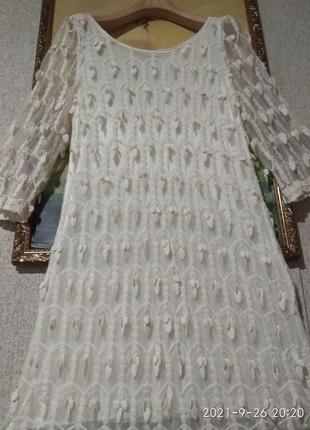 Очень красивое нарядное эффектное милое  платье