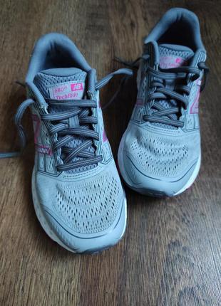 New balance кроссовки, беговые, для спорта