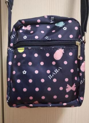 3-65 жіноча сумка оригінальна сумочка кросс-боди женская оригинальная