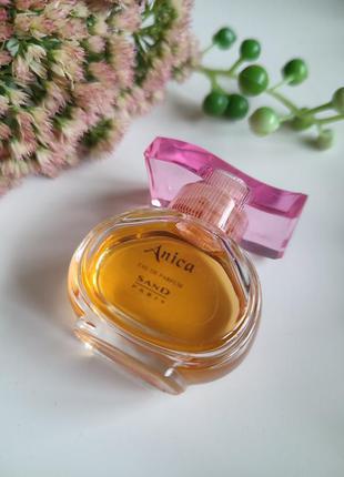 Anica jean-pierre sand, винтажная миниатюра, парфюмированная вода