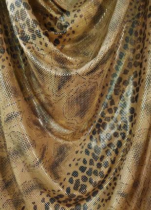 Золотая блузка 44-48 р.