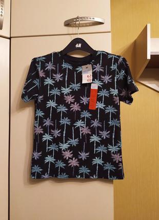 Новая футболка primark