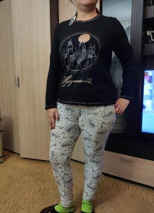 Пижама гарри поттер