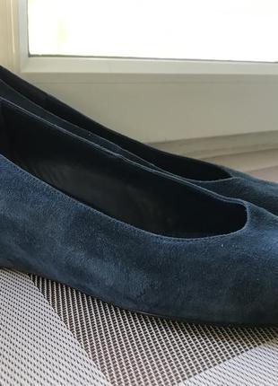 Шикарні туфлі hogl австрія р.7  (стелька 27 см)