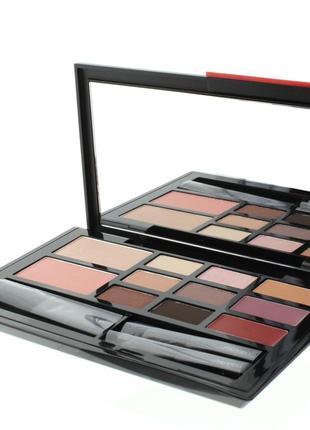 Shiseido travel as light air palette палетка оригинал лимитка duty free
