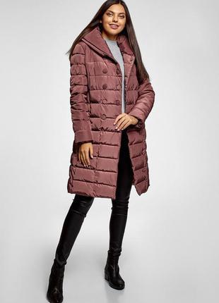 Куртка жіноча бордова oodji