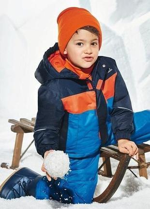 Зимова термокуртка на хлопчика