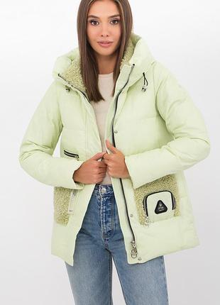"""Дута зимова куртка """"хамелеон """""""