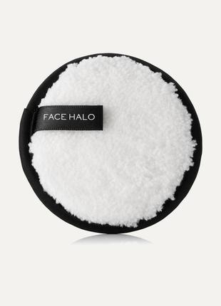 Face halo makeup remover pad многоразовый спонж для удаления макияжа