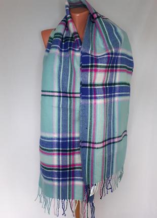 Акриловый шарф jonles( 32 см на 173 см)