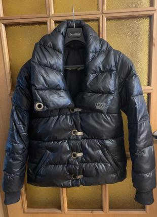 Женская куртка пуховик adidas originals