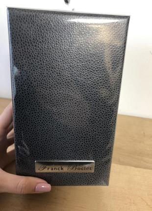 Парфюм franck boclet cocaїne