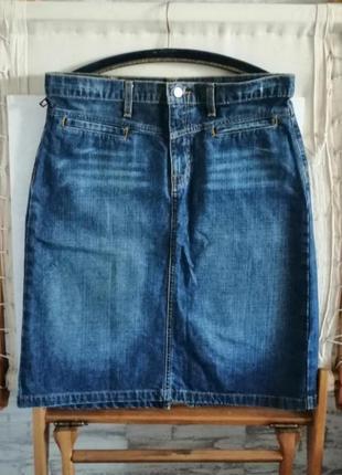 Юбка джинсовая ralph lauren