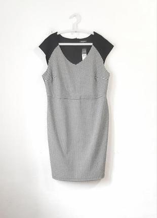 Классное базовое платье футляр