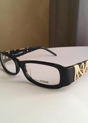 Супер цена! фирменная оправа под линзы,очки оригинал gf.ferre