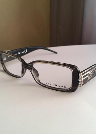 Распродажа фирменная оправа под линзы,очки оригинал richmond jr14502 новая