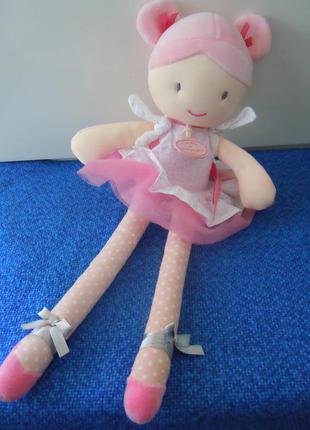 Кукла балерина doudou et compagnie paris