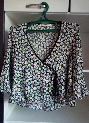 Красивая блузочка блузка блуза zara