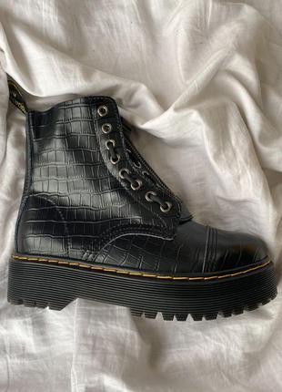 Drmartens jadon sinclair ботинки женские